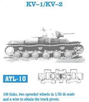 KV-I / II - Ref.: FRIU-ATL010