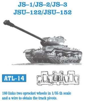 IS-II Stalin tipo B - Ref.: FRIU-ATL014