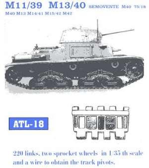M13/40 - Ref.: FRIU-ATL018