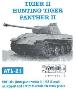 Panther II / King Tiger tra - Ref.: FRIU-ATL021