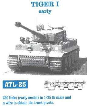 Tiger I inicial - Ref.: FRIU-ATL025