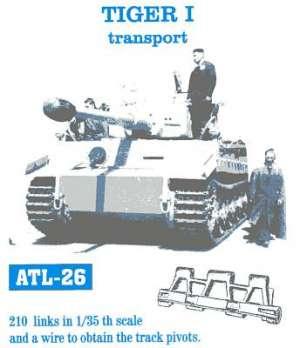 Tiger I transporte - Ref.: FRIU-ATL026