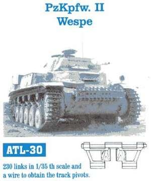 Panzer II / Wespe - Ref.: FRIU-ATL030