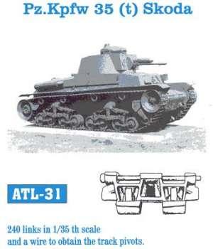 Panzer 35 (t) Skoda - Ref.: FRIU-ATL031
