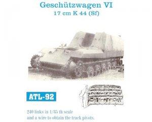Geschutzwagen VI - Grille - - Ref.: FRIU-ATL092