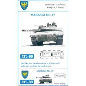 Merkava Mk.VI - Ref.: FRIU-ATL099