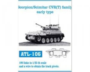 Scorpion/Scimitar CVR(T) family early ty - Ref.: FRIU-ATL106