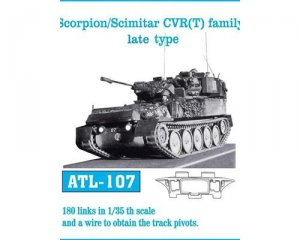 Scorpion/Scimitar CVR(T) family LATE typ - Ref.: FRIU-ATL107