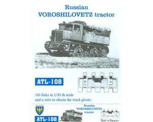 Russian VOROSHILOVETZ tractor  - Ref.: FRIU-ATL108