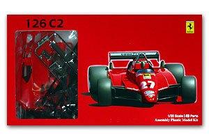Ferrari 126C2 1982 San Marino  (Vista 1)