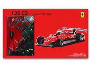 Ferrari 126 C2 Long Beach  (Vista 1)