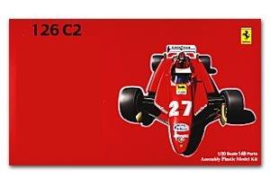 Ferrari 126C2 San Marino Skeleton Body   (Vista 1)
