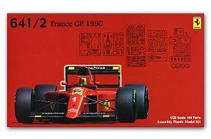 Ferrari 641/2 France Grand Prix 1990  (Vista 1)