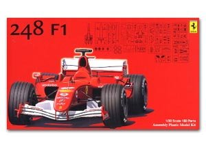 Ferrari 248 F1 2006 Test Car  (Vista 1)