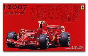 Ferrari F2007 Brazil Grand Prix 2007  (Vista 1)