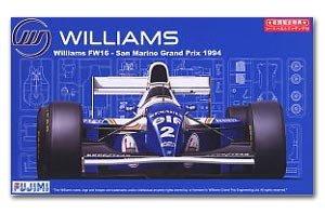 William FW16 - San Marino GP 1994  (Vista 1)