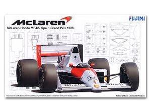 McLaren MP4/5 Spain GP  (Vista 1)