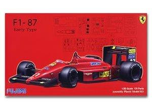 Ferrari F1-87 Early Type   (Vista 1)