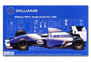 Williams FW16 Renault Pacific GP   (Vista 1)