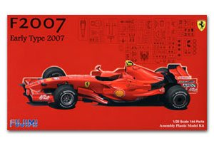 Ferrari F2007 Early Type   (Vista 1)