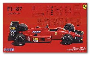 Ferrari F1-87 Japan GP  (Vista 1)
