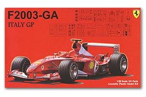 Ferrari F2003 GA Italy GP   (Vista 1)