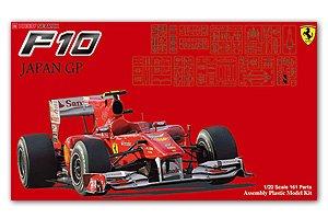 Ferrari F10 Japan GP  (Vista 1)