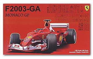Ferrari F2003-GA Monaco GP  (Vista 1)
