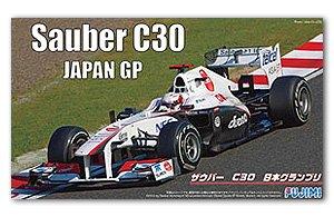 Sauber C30 Japan GP  (Vista 1)