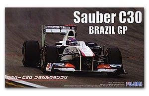 Sauber C30 Brazil GP with Driver Figure  (Vista 1)