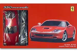 Ferrari 550 Maranello  (Vista 1)