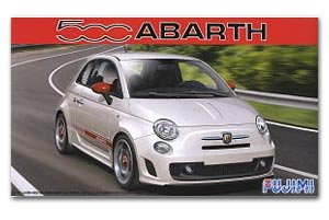 Fiat 500 Abarth  (Vista 1)