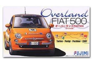 FIAT 500 Overland Challenge   (Vista 1)
