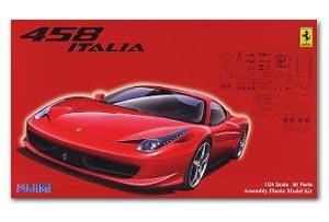 Ferrari 458 Italia  (Vista 1)