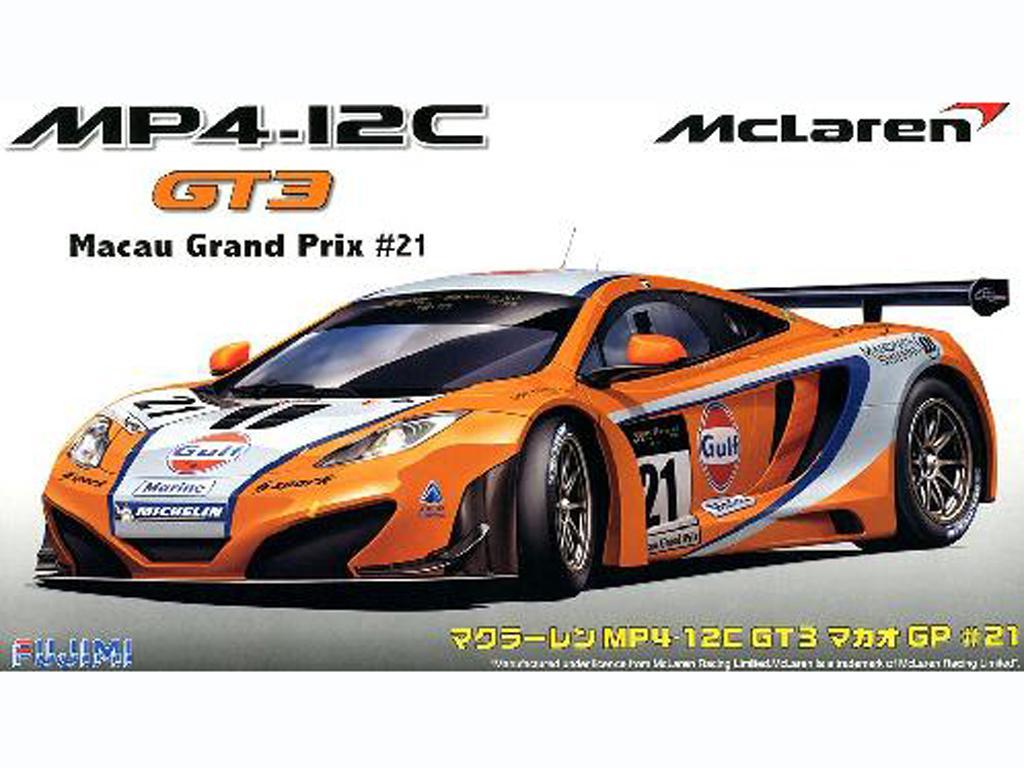 McLaren MP4-12C GT3  (Vista 1)
