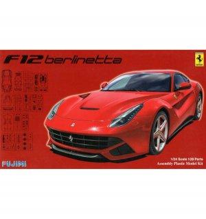 Ferrari F12 Berlinetta Deluxe  (Vista 1)