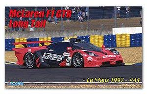 McLaren F1 GTR Long Tail Le Mans 1997  (Vista 1)