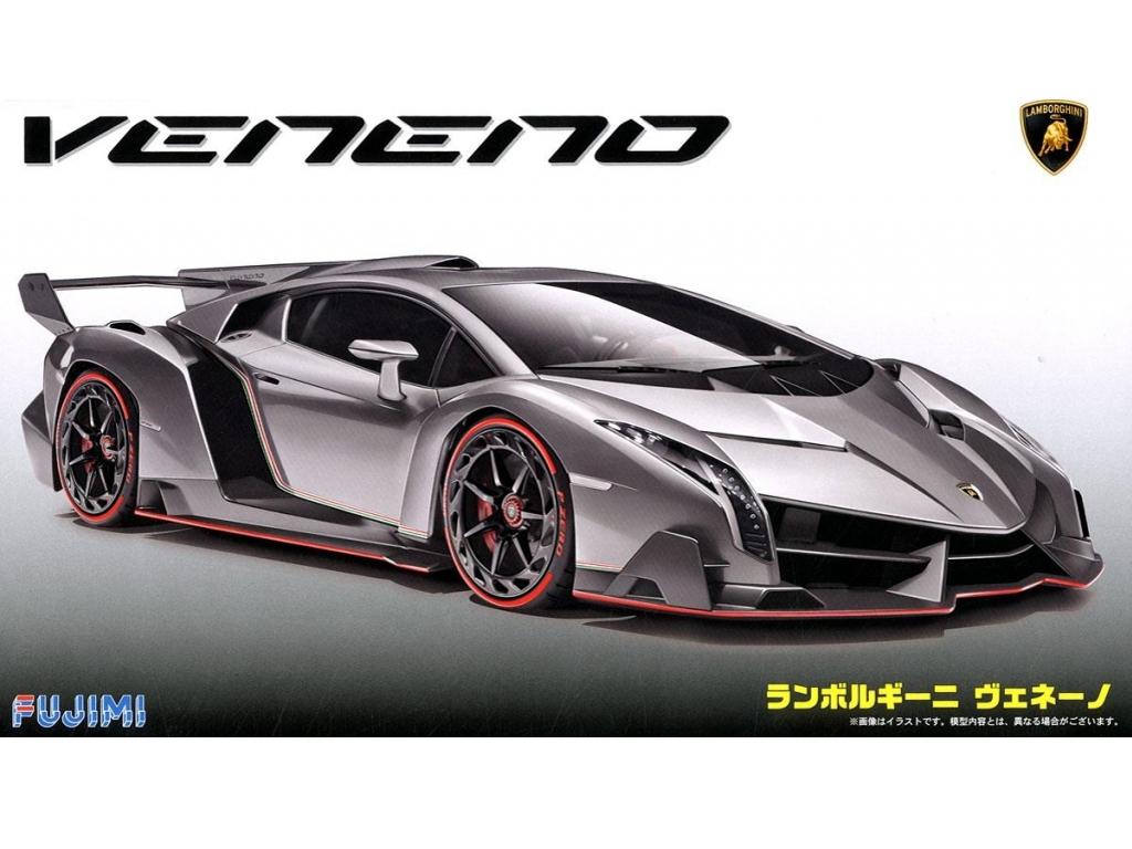 Lamborghini Veneno  (Vista 1)