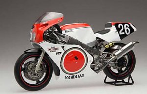Yamaha YZF750 `87 Team Lucky Strike  (Vista 2)
