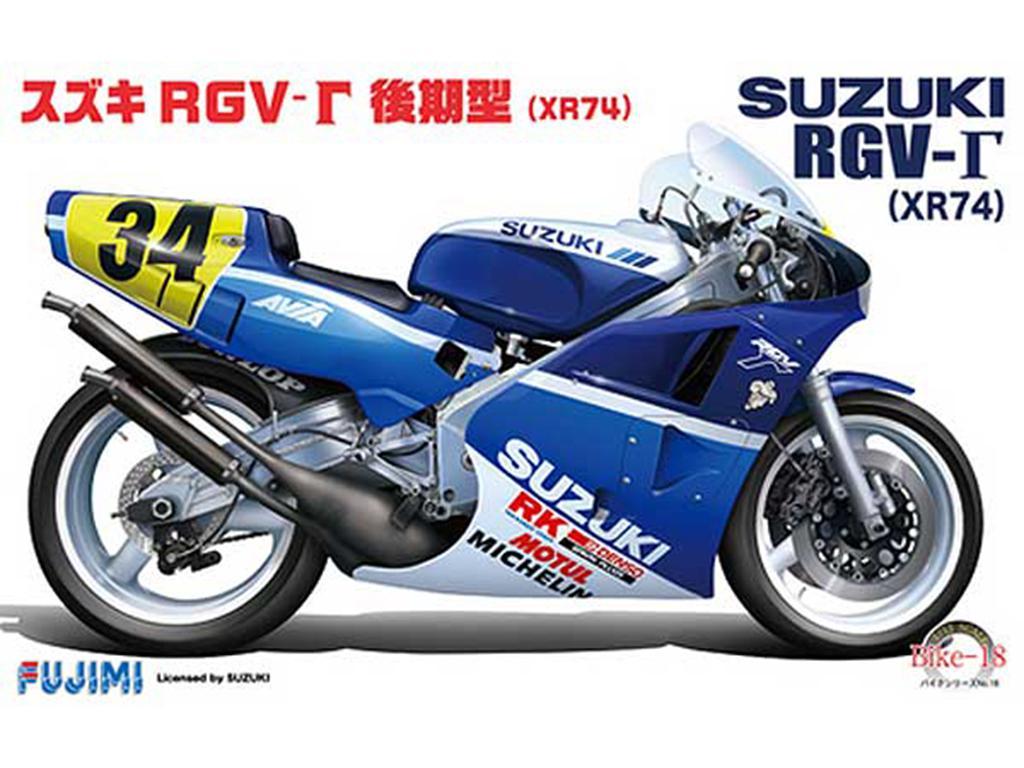 Suzuki RGV-Gamma Late Model  (Vista 1)