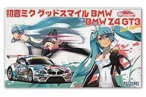 Hatsune Miku Good Smile BMW Z4 GT3  (Vista 1)