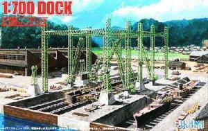 Puente Grua Naval Diorama  (Vista 1)