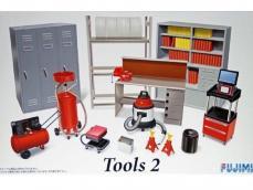Herramientas y accesorios taller - Ref.: FUJI-11371