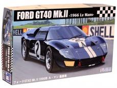 Ford GT40 Le Mans Winner 1966 - Ref.: FUJI-12603