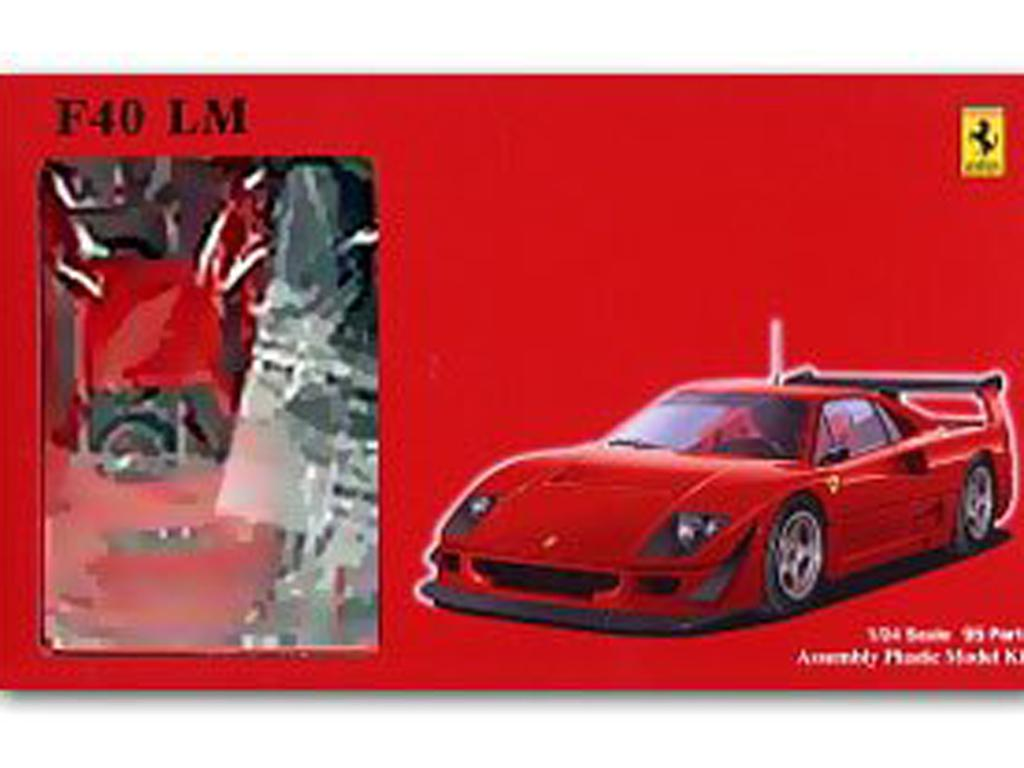 Ferrari F40LM (Vista 1)