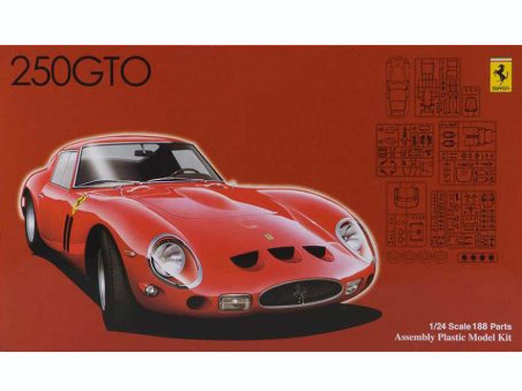 Ferrari 250 GTO (Vista 1)