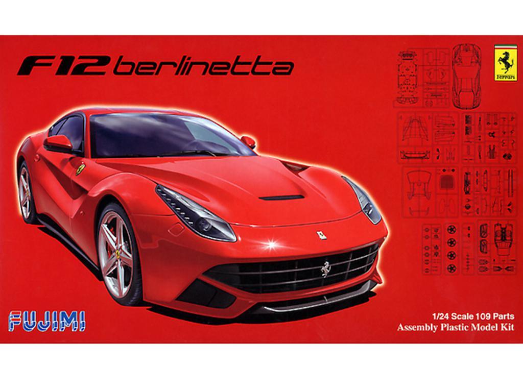 Ferrari F12 Berlinetta (Vista 1)