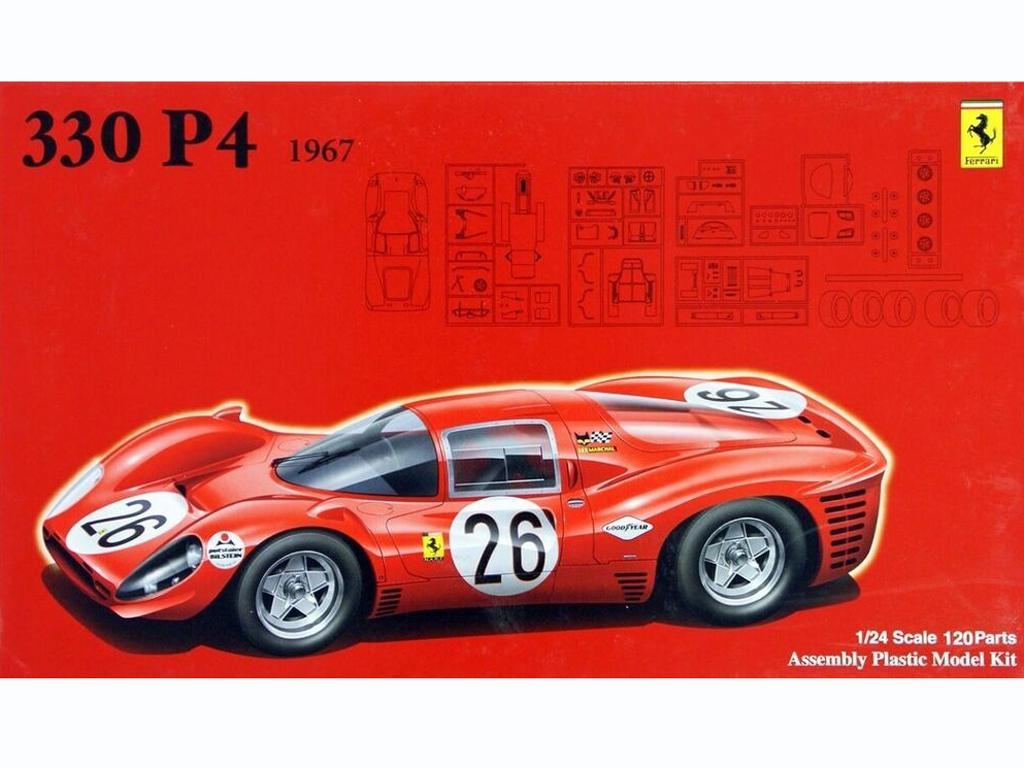 Ferrari 330P4 (Vista 1)