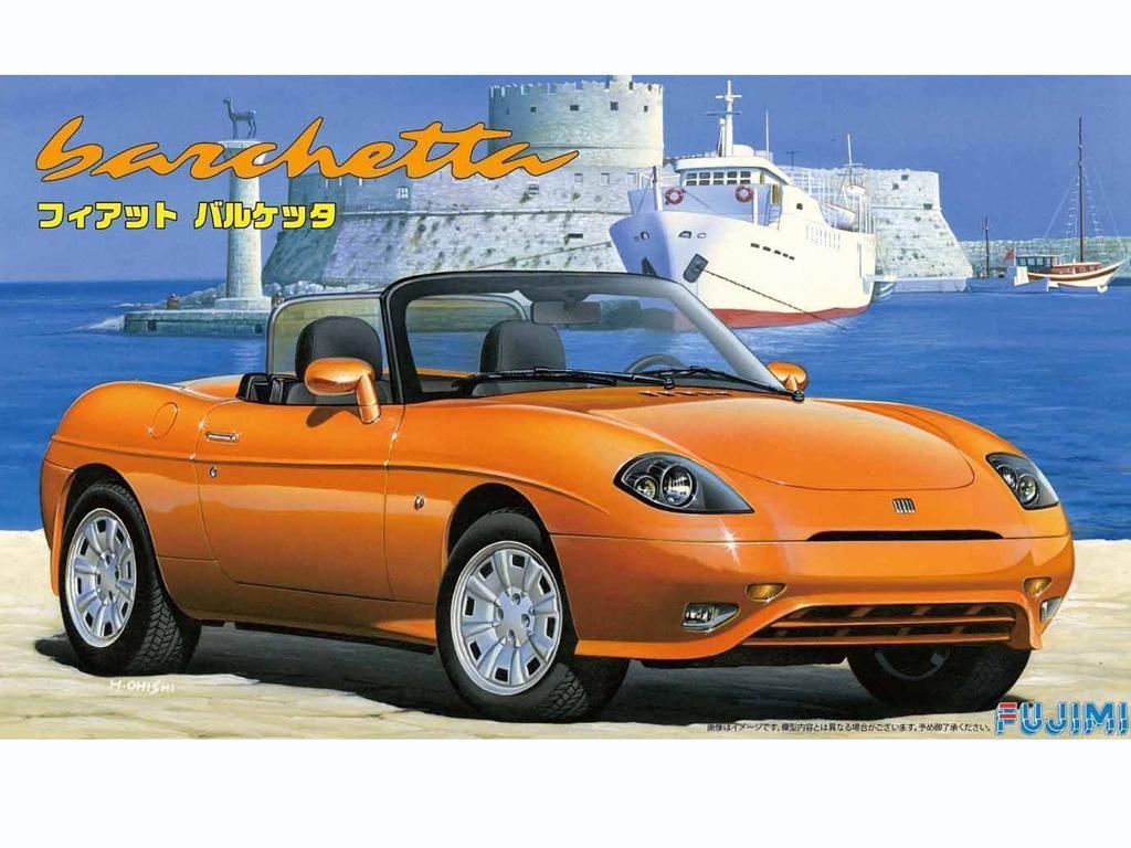 Fiat Barchetta (Vista 1)