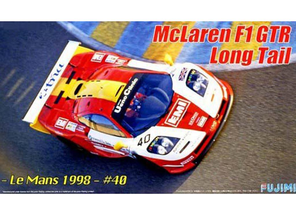 McLaren F1 GTR Long Tail Le Mans 1998 (Vista 1)